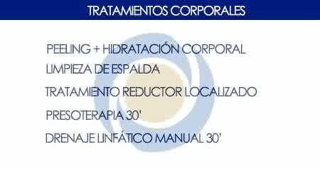TARIFAS TRATAMIENTOS CORPORALES ORION TARRAGONA