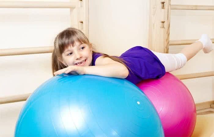 La importancia de inculcar a los niños el hábito del ejercicio