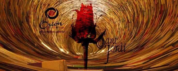 Cinquena edició de Sant Jordi a Orión