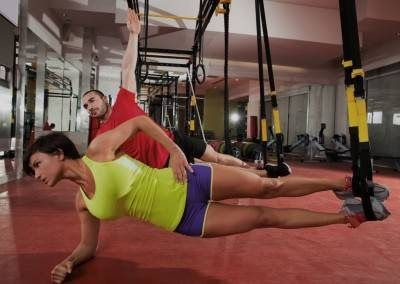 TRX, Functional Training