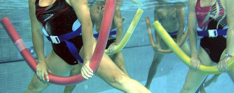 Aquagym en tarragona gimnasio y piscina en tarragona for Gimnasio tarragona