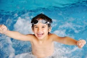 Cursos natació infantils