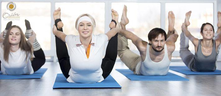 Et convidem a practicar l'autèntic pilates
