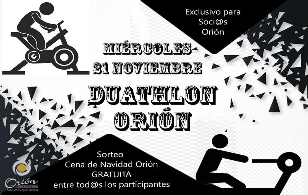 Duathlon Orión