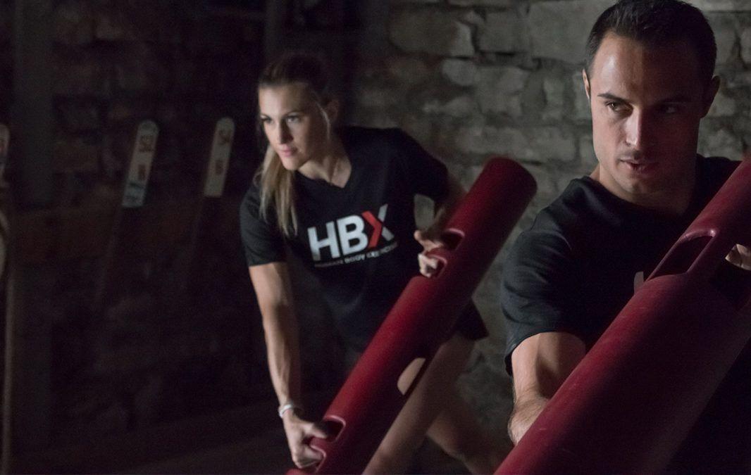 HBX Boxing!