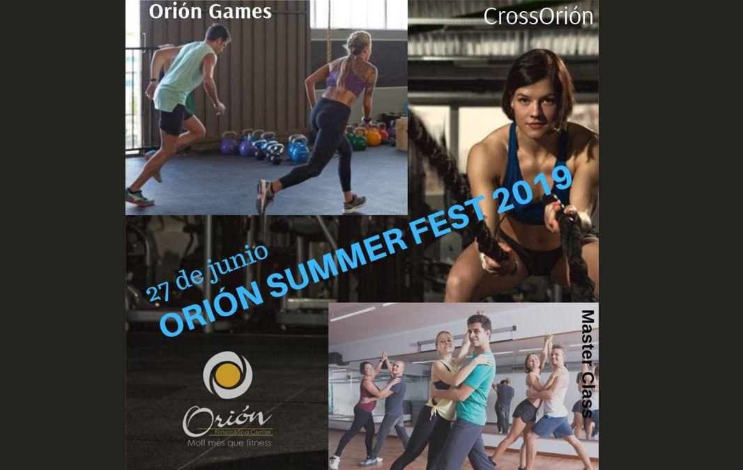 ORIÓN SUMMER FEST 2019