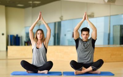 Estrenamos Espacio Yoga Orión
